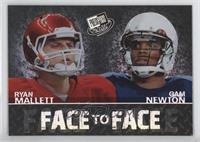 Ryan Mallett, Cam Newton