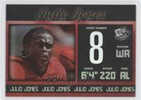 Julio Jones #2/100