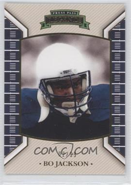 2011 Press Pass Legends Gold #66 - Bo Jackson /99