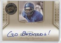 Austin Pettis (Inscription: Go Broncos!) /9