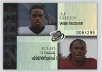 A.J. Green, Julio Jones /299