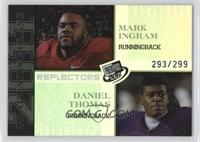 Mark Ingram, Daniel Thomas /299
