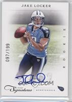 Rookie RPS - Jake Locker /199