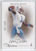 Warren Moon /499