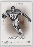 Willie Davis /499