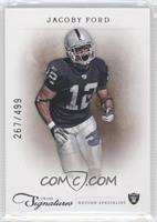 Jacoby Ford /499