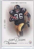 Jerome Bettis /499
