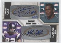 Kyle Rudolph, Charles Clay /200
