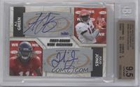 A.J. Green, Julio Jones /50 [BGS 9.5]