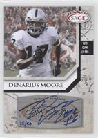 Denarius Moore /50