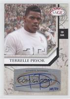 Terrelle Pryor /50