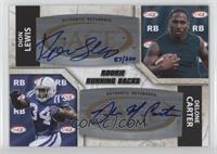 Dion Lewis, Delone Carter /200