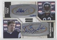 Stephen Paea, Dane Sanzenbacher /200