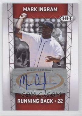 2011 SAGE Hit Autographs #A22 - Mark Ingram