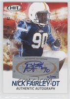 Nick Fairley /100