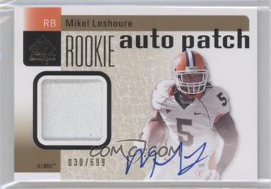 2011 SP Authentic - [Base] #222 - Mikel Leshoure /699