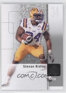 2011 SP Authentic - [Base] #36 - Stevan Ridley