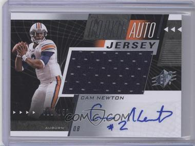 2011 SP Authentic SPx #68 - Cam Newton /150