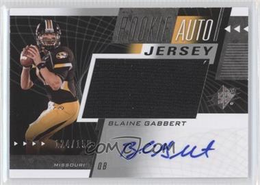 2011 SP Authentic SPx #69 - Blaine Gabbert /150