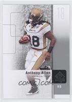Anthony Allen