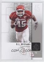 D.J. Williams