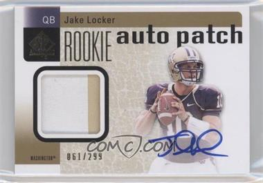 2011 SP Authentic #201 - Jake Locker /299