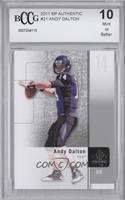Andy Dalton [ENCASED]