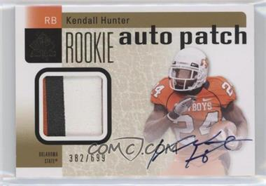 2011 SP Authentic #213 - Kendall Hunter /699