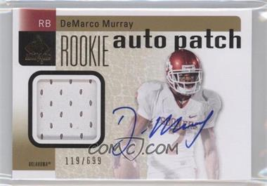2011 SP Authentic #216 - DeMarco Murray /699