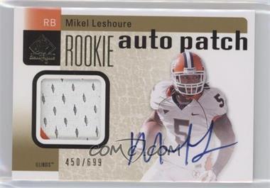 2011 SP Authentic #222 - Mikel Leshoure /699