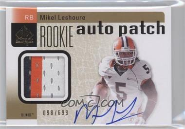 2011 SP Authentic #222 - Mikel Leshoure /699