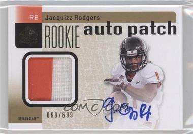 2011 SP Authentic #223 - Jacquizz Rodgers /699