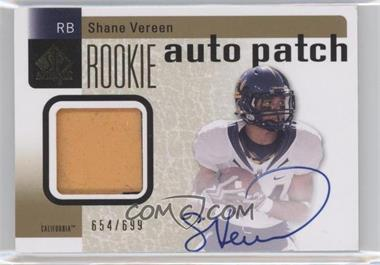2011 SP Authentic #226 - Shane Vereen /699