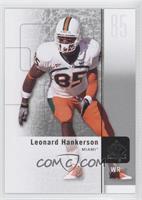 Leonard Hankerson