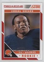 Jabaal Sheard