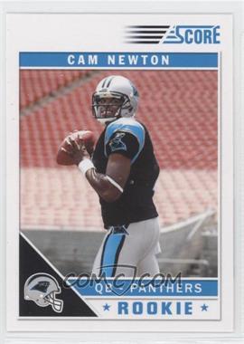 2011 Score - [Base] #315.2 - Cam Newton (No Field Showing)