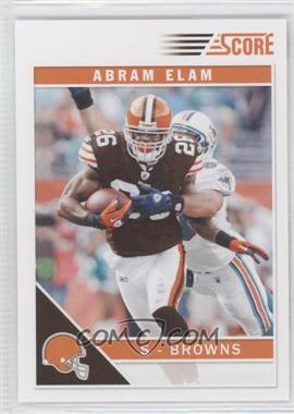 2011 Score - [Base] #66 - Abram Elam
