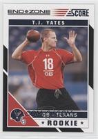 T.J. Yates