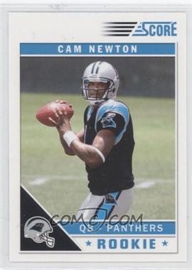 2011 Score Glossy #315 - Cam Newton