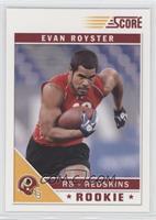 Evan Royster