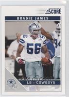 Bradie James