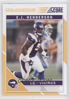 E.J. Henderson