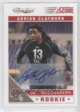 2011 Score Signatures #303 - Adrian Clayborn