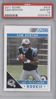 Cam Newton (Field Showing) [PSA 10]