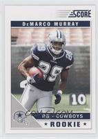 DeMarco Murray (Bleachers in Background)