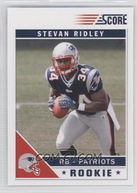 2011 Score #391.2 - Stevan Ridley