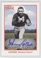 Johnny Lattner /75
