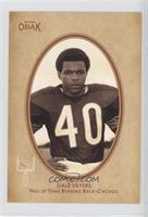 Gale Sayers, Red Grange /50