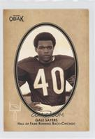 Gale Sayers, Red Grange /80