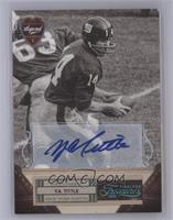 Y.A. Tittle /1 [Near Mint‑Mint+]